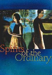 Cover of: Spirits of the ordinary