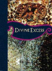 Cover of: Divine excess