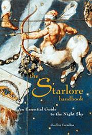 Cover of: The Starlore Handbook