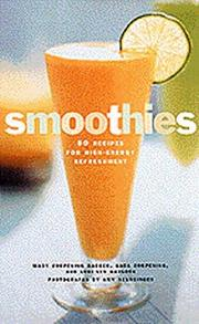 Cover of: Smoothies | Mary Corpening Barber