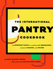 Cover of: The international pantry cookbook