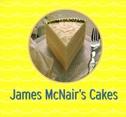 Cover of: James McNair's cakes