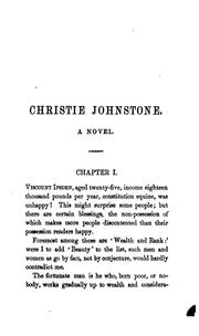 Cover of: Christie Johnstone: A novel