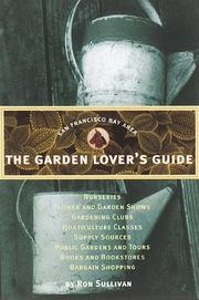 Cover of: The garden lover