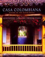 Cover of: Casa Columbiana