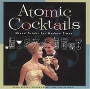 Cover of: Atomic cocktails