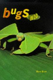 Cover of: Bugs in 3-D | Mark Blum