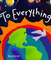 Cover of: To Everything