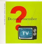 Do you remember TV?