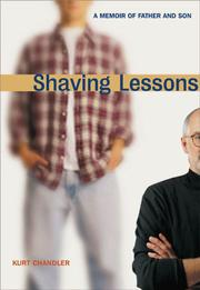 Cover of: Shaving lessons