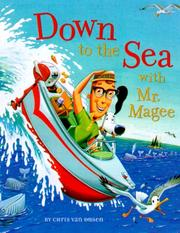 Cover of: Down to the Sea with Mr. Magee