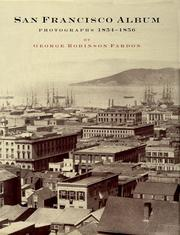 Cover of: San Francisco album | G. R. Fardon
