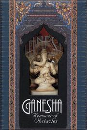 Cover of: Ganesha -Remover of Obstacles | Manuela Dunn Mascetti