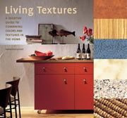 Cover of: Living textures