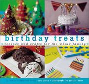 Cover of: Birthday Treats