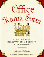 Cover of: Office kama sutra | Julianne Balmain