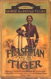 Cover of: Flashman and the Tiger (The Flashman Papers)