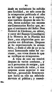 Cover of: Historia general del Perú: Ó, commentarios reales de los Incas