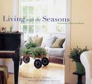 Cover of: Living with the Seasons | Bonnie Trust Dahan