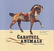 Cover of: Carousel animals