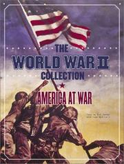 Cover of: World War II Collection: America at War | Bob Zeller