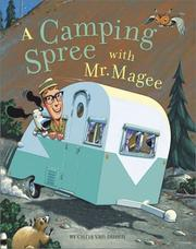 Cover of: A camping spree with Mr. Magee
