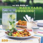 Cover of: The Big Book of Backyard Cooking