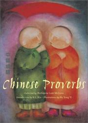 Cover of: Chinese Proverbs |