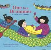 Cover of: One is a drummer: a book of numbers