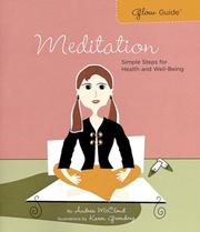 Cover of: Glow Guide: Meditation | Andrea McCloud