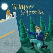 Cover of: Romeow & Drooliet | Nina Laden