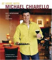 Cover of: At Home with Michael Chiarello