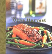 Cover of: The Olive Harvest Cookbook | Gerald Gass