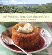 Cover of: Irish Puddings, Tarts, Crumbles, and Fools | Margaret Johnson