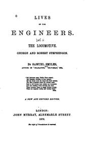 Cover of: Lives of the Engineers | Samuel Smiles