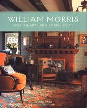 Cover of: William Morris and the arts & crafts home