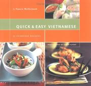 Quick & Easy Vietnamese by Nancie McDermott