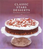 Cover of: Classic stars desserts