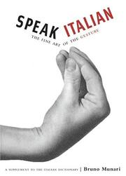 Cover of: Speak Italian
