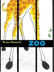 Cover of: Bruno Munari's zoo