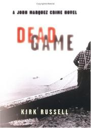 Cover of: deadgame | Kirk Russell