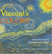 Cover of: Vincent's Colors: words and pictures by Vincent van Gogh