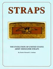 Cover of: Straps