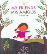 Cover of: My Friends/Mis Amigos | Taro Gomi