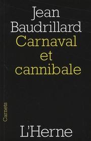 Cover of: Carnaval et cannibale