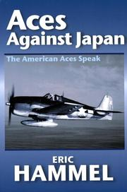 Cover of: Aces against Japan | Eric M Hammel