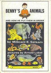 Cover of: Benny