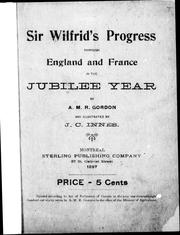 Cover of: Sir Wilfrid