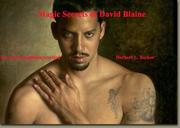 Cover of: The magic secrets of David Blaine