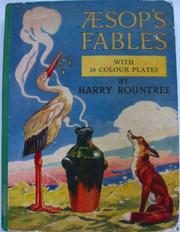 Cover of: Aesop's fables retold by Blanche Winder